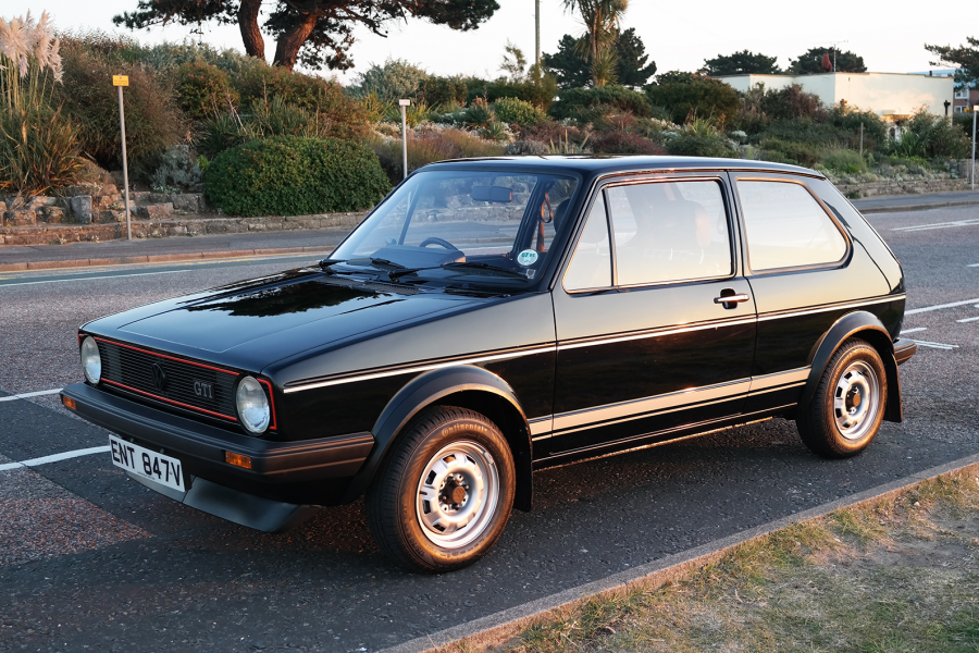 Classic & Sports Car – Is this the world's best remaining Volkswagen Golf GTI?