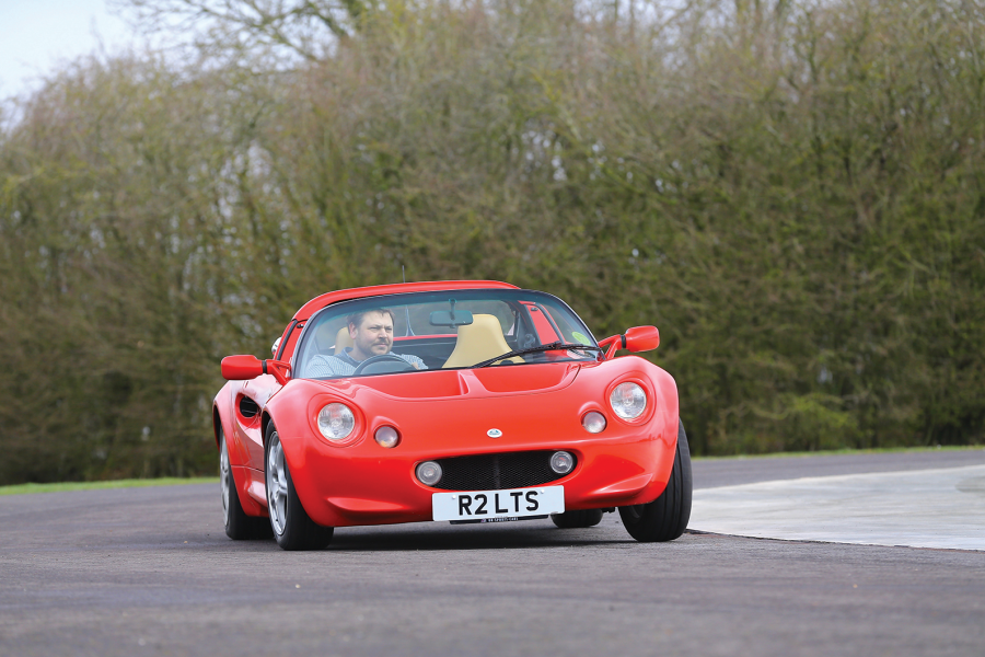Classic & Sports Car – Why the Lotus Elise is so special