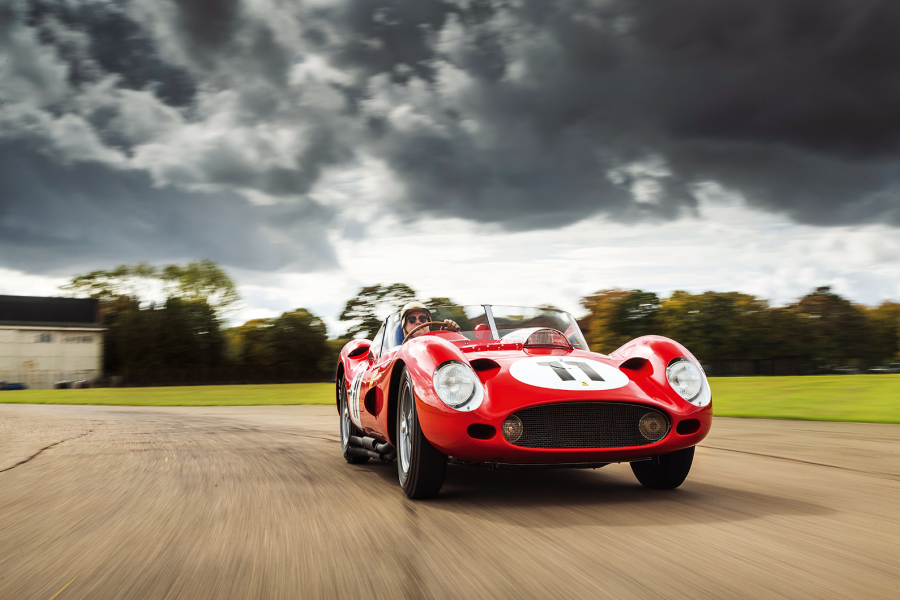 Classic & Sports Car – Ferrari 250 Testa Rossa: Refined to perfection