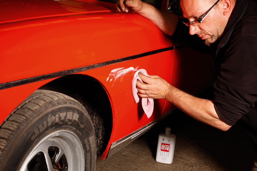 Expert advice on how to store your classic car safely