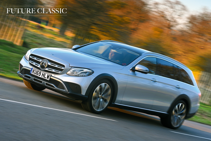 Classic & Sports Car – Future classic: Mercedes-Benz E400d