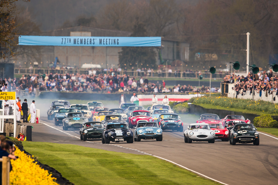 Classic & Sports Car – Goodwood Members' Meeting postponed to 2021