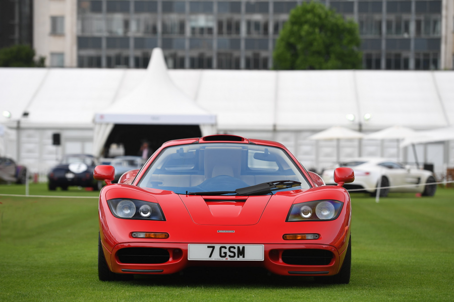 Classic & Sports Car – Speed pioneers to sparkle at London Concours