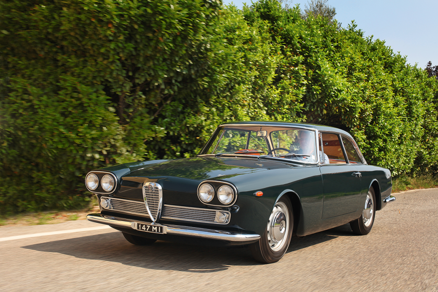 Classic & Sports Car – Praho: the unique Alfa Romeo you might never have heard of