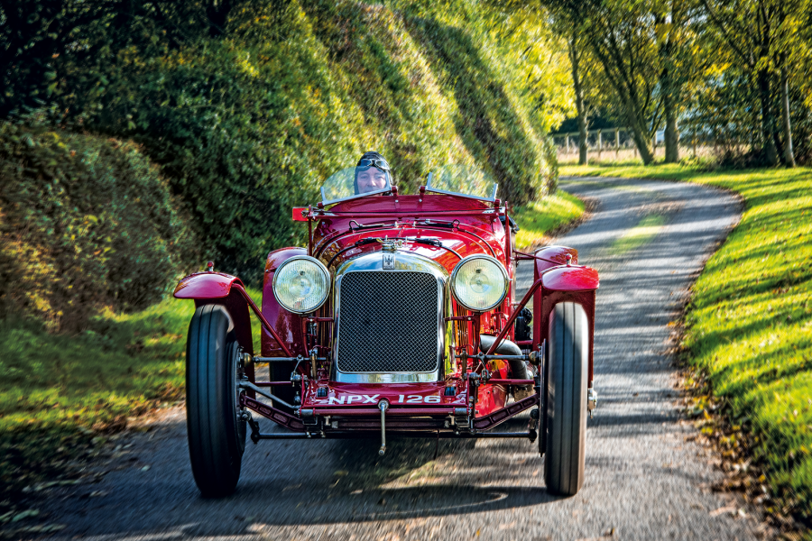 Classic & Sports Car – Tourer de force: Maserati Tipo 26
