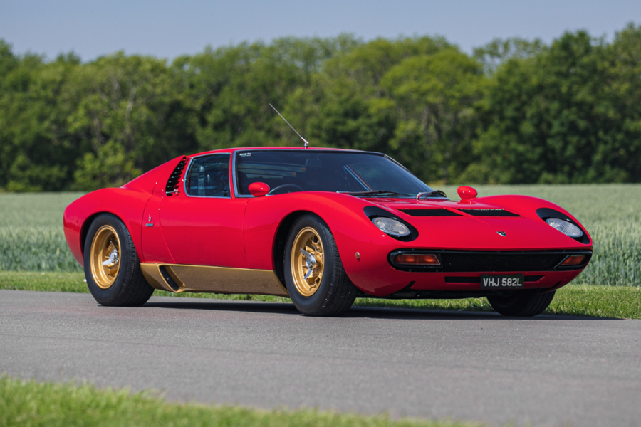 Classic & Sports Car – One-of-11 Lamborghini Miura to headline Silverstone Auctions sale