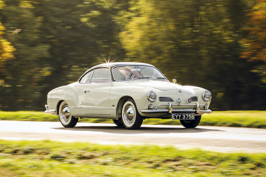 Classic & Sports Car – The award-winning Volkswagen Karmann Ghia that punches above its weight