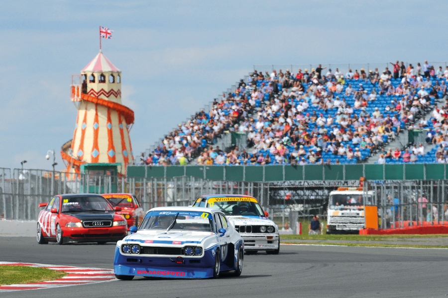 Classic & Sports Car – Online extravaganza for this weekend's Silverstone Classic