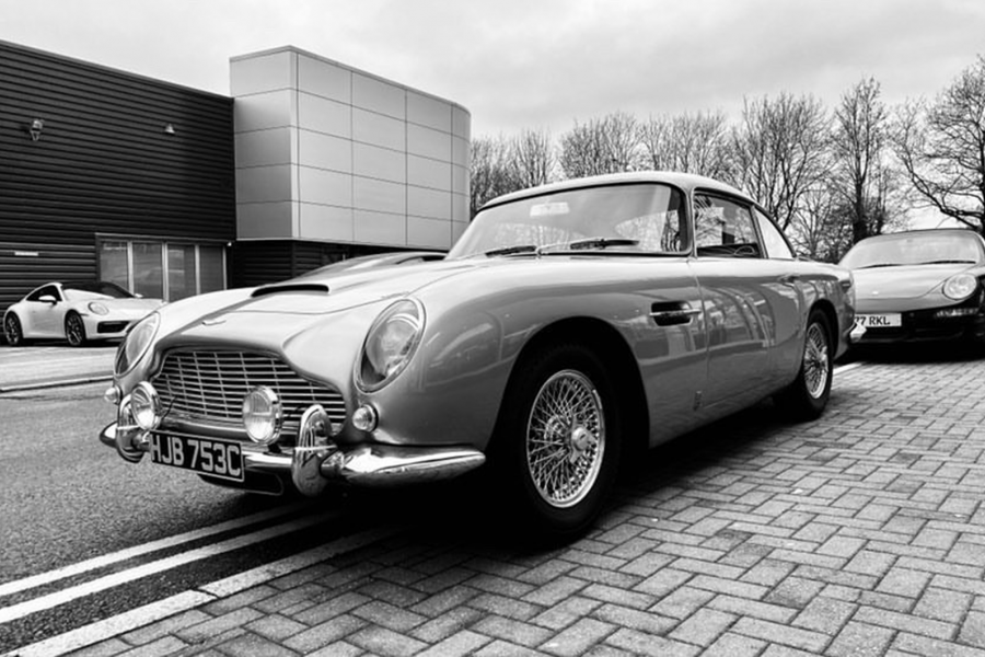 Classic & Sports Car – Stolen Aston Martin DB5: can you help find it?