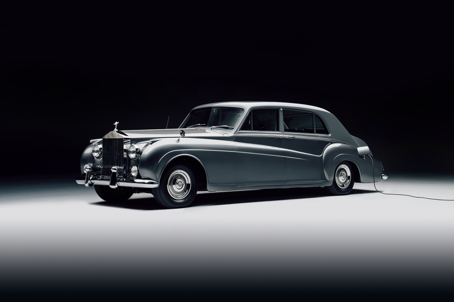 Classic & Sports Car – First electric classic Rolls-Royce cars revealed