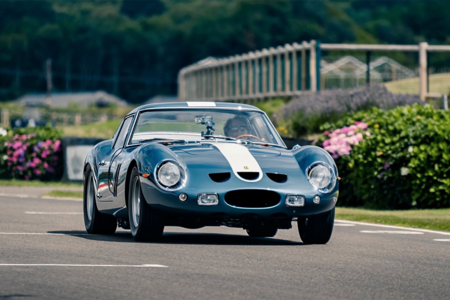 Classic & Sports Car – Forza Ferrari at this year's Concours of Elegance