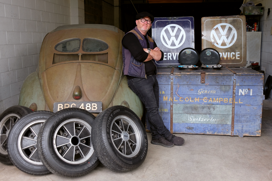 Classic & Sports Car – Also in my garage: TV's Drew Pritchard