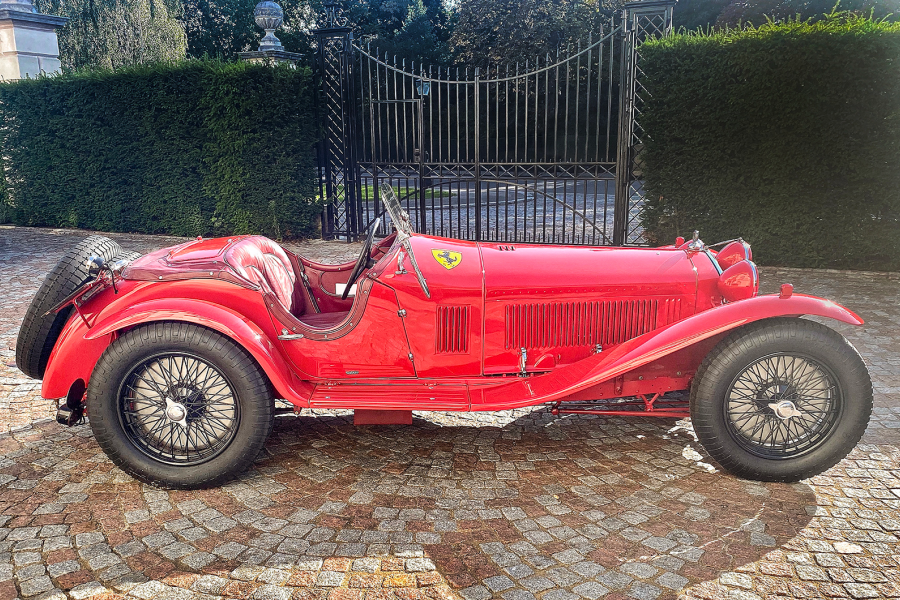 Classic & Sports Car – Nuvolari's Alfa leads 110th-birthday party at Salon Privé