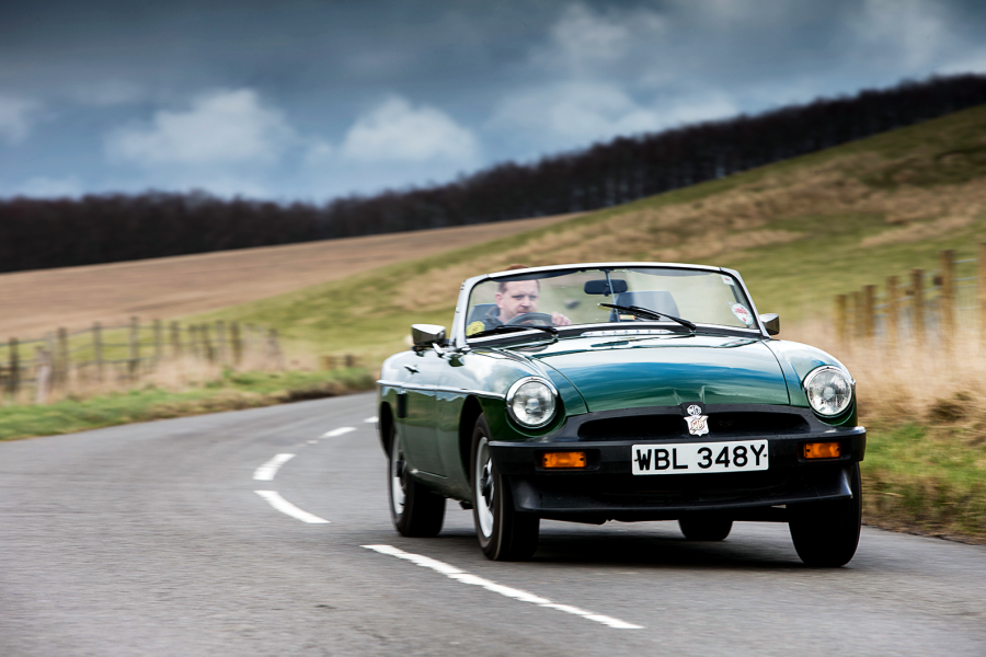 Classic & Sports Car – Why there's nothing like Don Hayter's MGB V8 Roadster