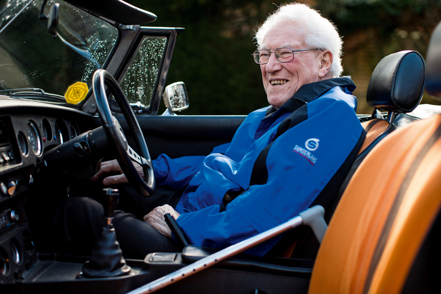 Classic & Sports Car – RIP Don Hayter 1926-2020