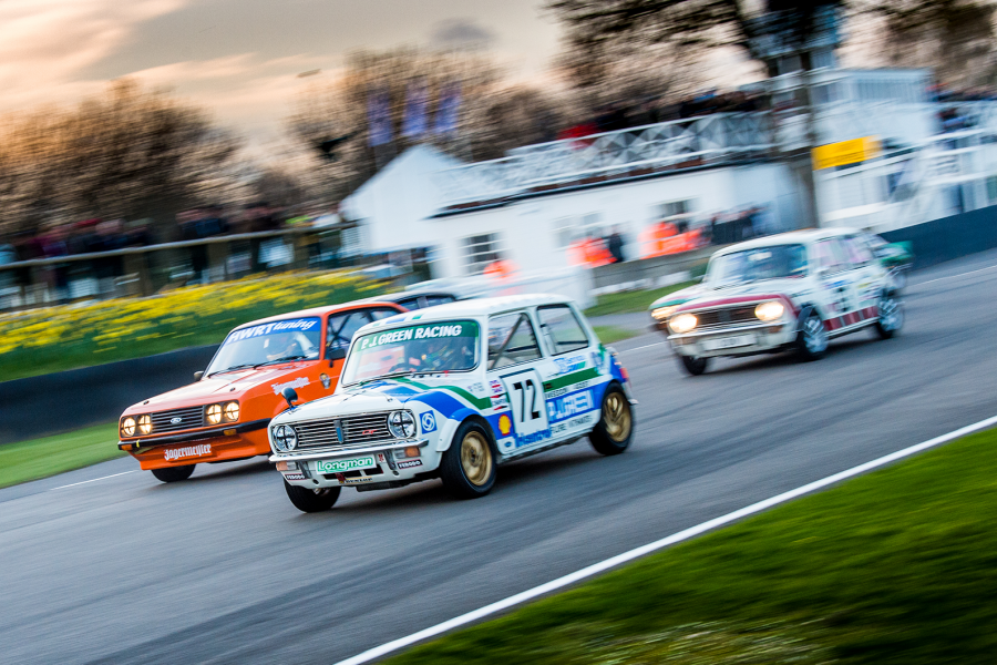 Classic & Sports Car – Star-studded Goodwood SpeedWeek line-up revealed
