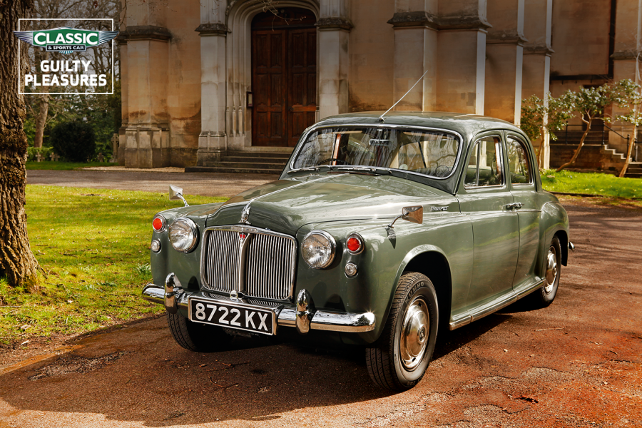 Classic & Sports Car – Guilty pleasures: Rover P4