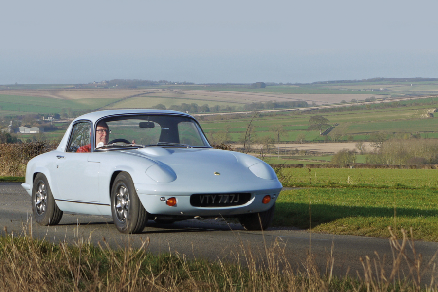 Classic & Sports Car – Your classic: Lotus Elan S4