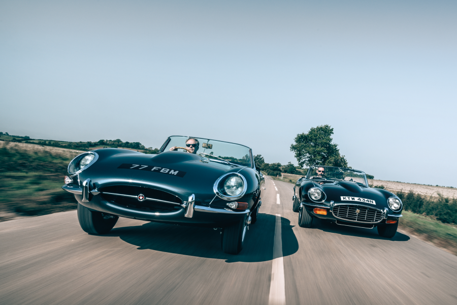 Classic & Sports Car – Diamonds are for ever: the Jaguar E-type at 60