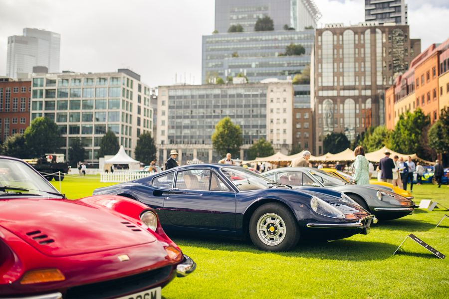 Classic & Sports Car – Get 2-for-1 London Concours tickets exclusively with C&SC