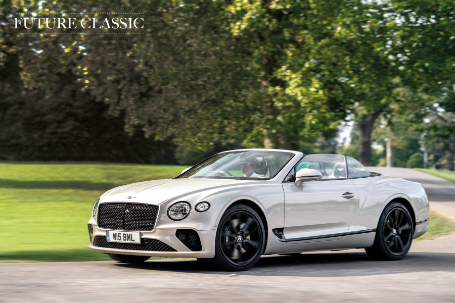 Classic & Sports Car – Future classic: Bentley Continental