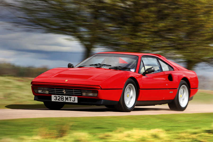 Classic & Sports Car – Attention to detail: Ferrari 328GTB restoration
