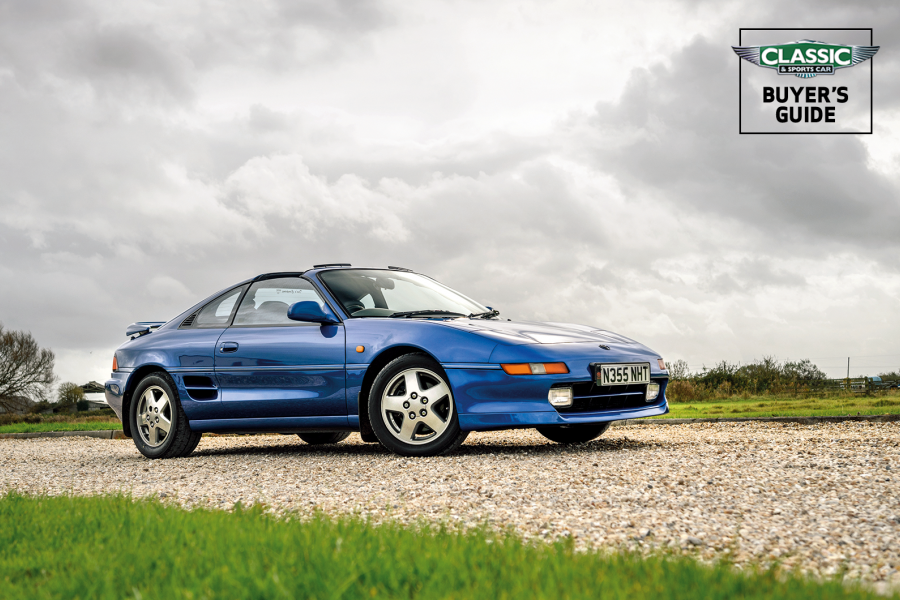 Classic & Sports Car – Buyer's guide: Toyota MR2 Mk2