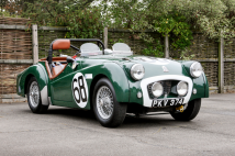 Classic & Sports Car – Ex-works Triumph TR2 for sale for the first time in 47 years