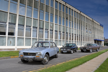 Classic & Sports Car – This is the modern world: Chrysler 2 Litre, Peugeot 504GL & Fiat 132