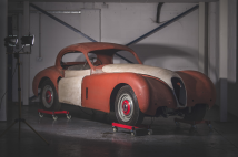 Classic & Sports Car – Fancy a project? Try this barn-find Jaguar XK120