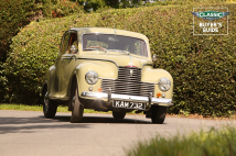 Classic & Sports Car – Buyer's guide: Jowett Javelin