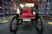 Classic & Sports Car – Replica of first Riley unveiled – and will be back on the road soon