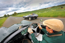 Classic & Sports Car – Jaguar D-type vs Aston Martin DB3S: Won for the road