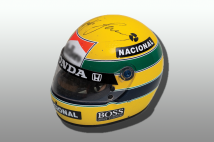 Classic & Sports Car – $100k Senna helmet tops F1 memorabilia sale