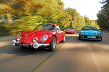 Classic & Sports Car – Dieppe Diamonds: Alpine A110, A310 and GTA