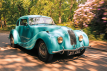 Classic & Sports Car – Bristol runs out of road