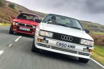 Classic & Sports Car – Four by phwoar: Audi quattro vs Lancia Delta Integrale