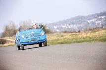 Classic & Sports Car – Life's a beach: Fiat 600 Jolly