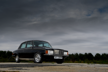 Classic & Sports Car – Panther Rio: the forgotten executive express?