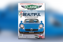 Classic & Sports Car – 110 years of Alfa Romeo: inside the July 2020 issue of C&SC