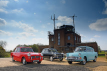 Classic & Sports Car – Future focused: Austin A40 vs Ford Anglia vs Triumph Herald