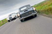 Classic & Sports Car – Engineered for excellence: Lancia Flaminia vs Mercedes-Benz 300SE
