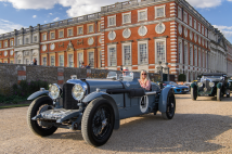 Get closer to the Concours of Elegance with C&SC – and you could be a winner!