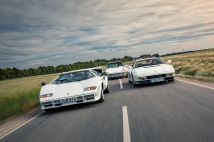 Classic & Sports Car – '80s supercar shootout: Lamborghini Countach vs Porsche 911 turbo vs Ferrari Testarossa