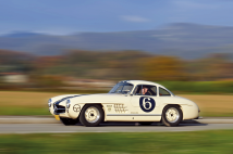 Classic & Sports Car – The Mercedes-Benz 300SL Gullwing smuggled out of Cuba