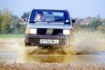 Classic & Sports Car – Original is best: the Fiat Panda at 40