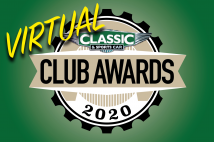Classic & Sports Car – Tune in to C&SC's virtual Club Awards 2020