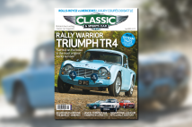 Classic & Sports Car – Works Triumph TR4 survivor: inside the April 2021 issue of C&SC