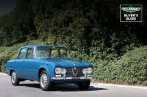 Classic & Sports Car – Buyer's guide: Alfa Romeo Giulia