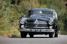 Classic & Sports Car – Some diamonds aren't forever: Borgward Hansa 2400 Pullman